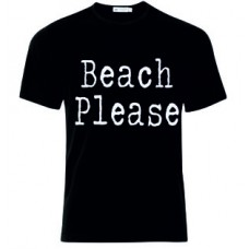 Μπλούζα  T-Shirt  Beach Please
