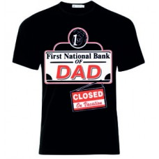 Μπλούζα  T-Shirt  Bank Of Dad