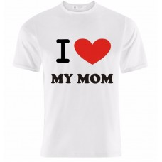 Μπλούζα T-Shirt I LOVE MY MOM