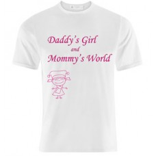 Μπλούζα T-Shirt  DADDY`S GIRL